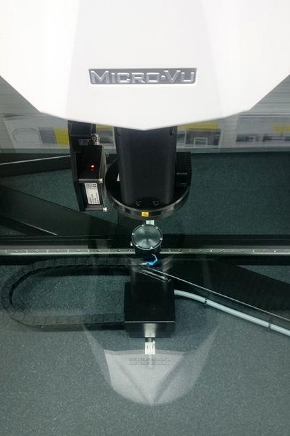 3d optikai mérőgép
